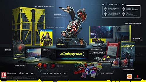 Cyberpunk 2077 – Edición Coleccionista