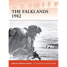 The Falklands 1982: Ground operations in the South Atlantic (Campaign) by Gregory Fremont-Barnes (2012-05-22)
