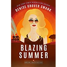 Blazing Summer (Darling Investigations Book 2)
