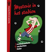 Mysterie in het stadion: 3 voetbalraadsels, 10 verdachten, 1 dader