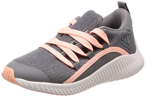 adidas Unisex-Kinder Fortarun X Fitnessschuhe Grau (Gritre/Narcla/Aerver 000) 38 EU