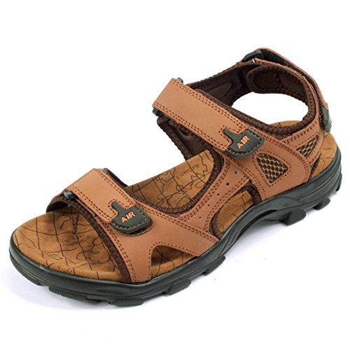 été Sandales d'homme/Big verges chaussures respirantes/sandales/Sandales en plein air B