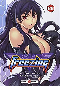 Freezing Edition simple Tome 26