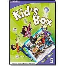Kid's Box 5 Pupil's Book - 9780521688239