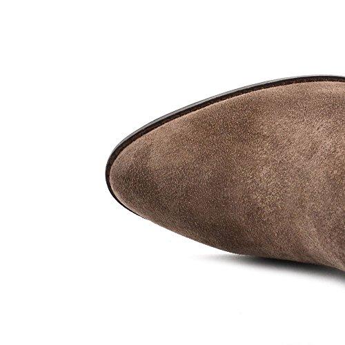 Aus Boots Ash Schuhe Damen Wildleder Ivana Chestnut xqqEt