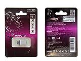 16 GB OTG (On the Go) Speicher Pen USB für Samsung Smartphone mit OTG Technologie: zB für Galaxy S4 S5 S6 S7 A5 (2016) A3 (2016)* für Windows & Apple OS Betriebssystem - Extra Kapazität - Datenaustausch Smartphone PC Dual USB- 16GB