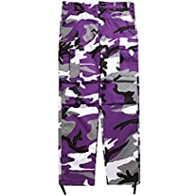 Juleya Cargo Pants Men Women Pantalones de camuflaje Suelto Hip Hop Sweatpants