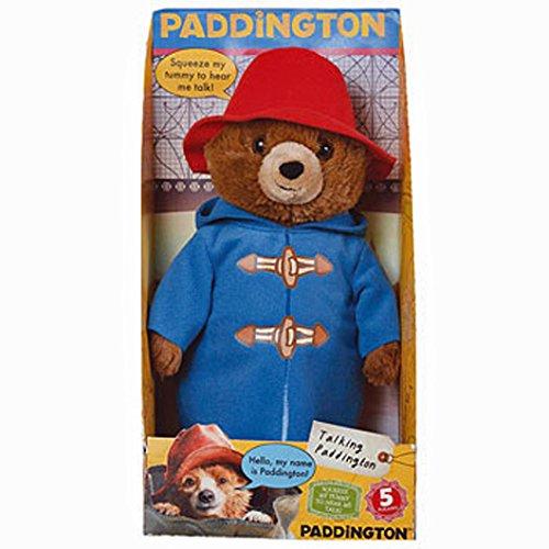 30cm TALKING Paddington Bär