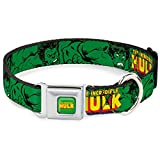 Buckle Down 22,9–38,1 cm Hua-The Hulk Hund Halsband