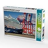 CALVENDO Puzzle Kreuzfahrtschiff Mein Schiff 3 an der Kaje 2000 Teile Lege-Größe 90 x 67 cm Foto-Puzzle Bild von www.geniusstrand.de