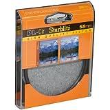 Starblitz PL-CIR Filtre polarisant 58 mm