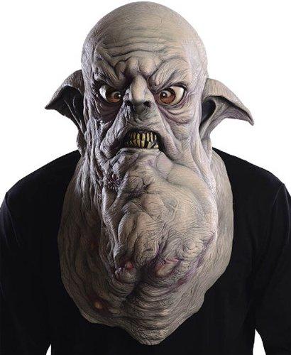 Der Hobbit Goblin-König Maske aus (Kostüm Der Herr Ringe Orks)