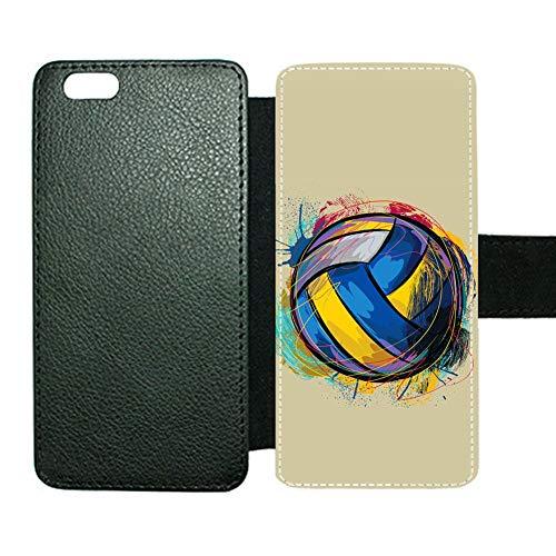 Preisvergleich Produktbild Gogh Yeah Guy STOfestigkeit Drucken Mit Volleyball Verwenden F¨¹r 5.5Inch iPhone 6 Plus Cover Cases Support Karte Halten