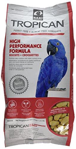 HARI - Mangime per pappagalli - High Formula Performance Biscuit Allevamento - 1500gr