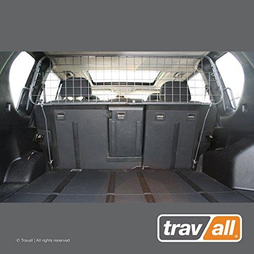 Travall® Guard Hundegitter TDG1141 - Maßgeschneidertes Trenngitter in Original Qualität