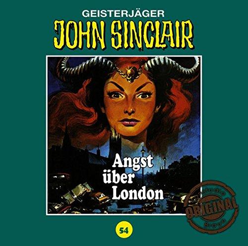 John Sinclair (54) Angst über London (Jason Dark) Tonstudio Braun / Lübbe Audio 2017