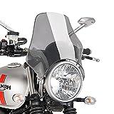 Cockpitverkleidung Puig Naked rauchgrau für BMW R 100 R/R 1100 R (94-00)/ R 1150 R/R 45/ R 65/ R 80 R/R 850 R mit ABE