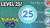 Pokemon GO Account - Level 25 | No Team/Name ... by bhasonson
