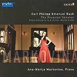 Carl Philipp Emanuel Bach: Die Preussischen Sonaten