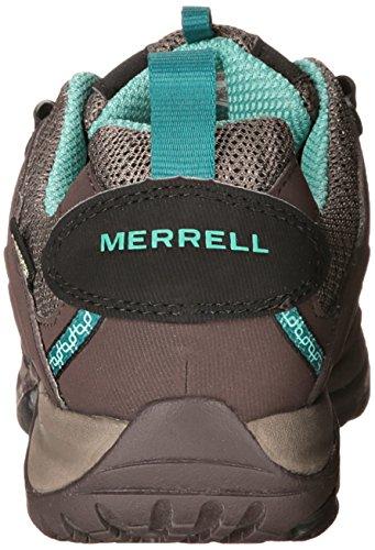 Merrell SIREN SPORT GTX Damen Trekking & Wanderhalbschuhe Braun (ESPRESSO/MINERAL)