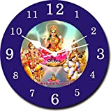 2 O Clock Laxmi and Ganesha Printed Anal...
