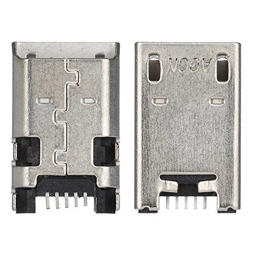 BisLinks® Micro USB Charging Port Charger Connector Per Asus MeMo Pad 10 ME102A K00F