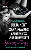 Spring Fling: A New Adult Anthology (Red Avon Impulse)