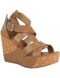 GLITZY GALZ women's Heel