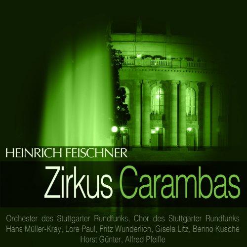 Zirkus Carambas, Bild IV: