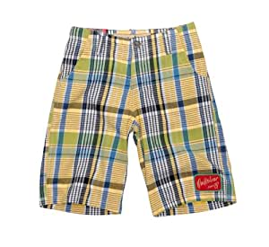 Quiksilver Kinder Short Ed`s Youth, Heavy Yellow, 140 (10 J)