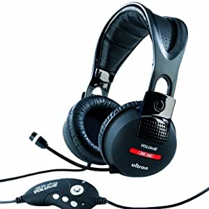 Ultron Multimedia Headset UHS-1000 Volume USB