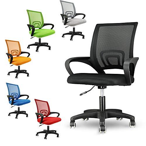 Sedie D Ufficio Ergonomiche.Euco Sedia Da Ufficio Executive Desk Chair In Rete Ergonomica