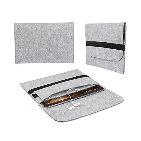 eFabrik Filz Tasche für Samsung Galaxy Tab S 10.5 Tablet