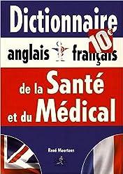 Dictionnaire anglais-français de la santé et du médical