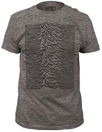 Joy Division - - Plaisirs d'hommes inconnus adapté le T-shirt de Heather Grey