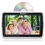 10,1 Kopfstütze Monitor Slot-in Auto DVD Player 1024*600 NAVISKAUTO HD Bildschirm Auflösung Unterstützt DVD Memory/ H