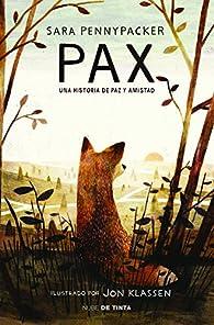 Pax par Sara Pennypacker