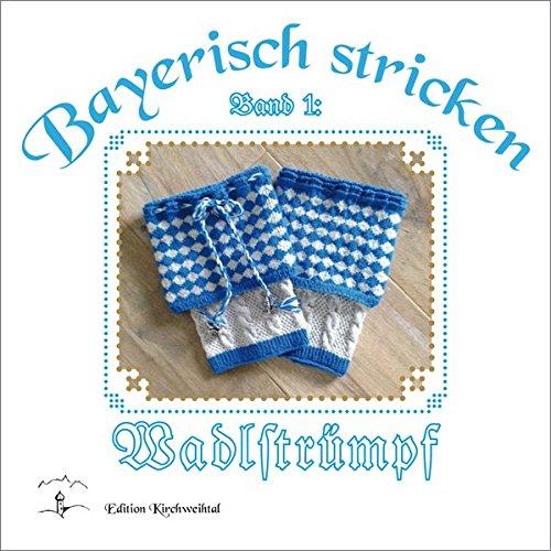 Bayerisch stricken - (Deutsch Trachten Bayerische)