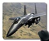Avions de Combat de l'armée de l'air Indienne HD, Grand Tapis de Souris, Interrupteur Nintendo Street Fighter, Tapis de Souris avec Bords Cousus...