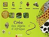 Crée des objets d'Afrique