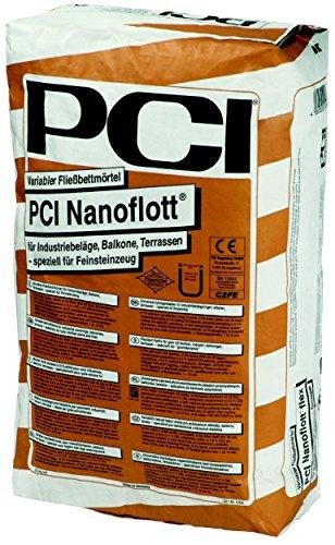 PCI NANOFLOTT Fließbettmörtel 25kg