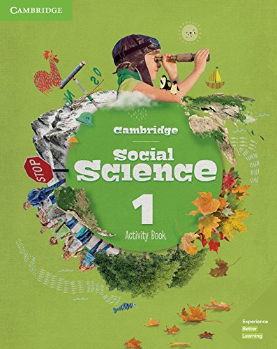 Cambridge Social Science Level 1 Activity Book (Natural Science Primary)