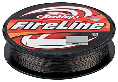 Berkley FireLine Superline Angelschnur, kristall, 2/0.5 Pound Test-125 Yard -