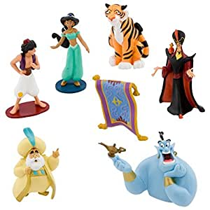 Disney Aladdin Figurine Play Set - 7 Pc.