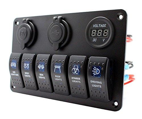 6-gang-wasserdicht-auto-auto-boot-marine-led-wippenschalter-schaltkreisunterbrecher-digital-voltmete