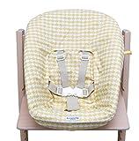 Blausberg Baby - Bezug für Stokke Newborn Set - Schuppe Gelb