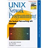 Unix Network Programming: The Sockets Networking API (Addison-Wesley Professional Computing (Hardcover))