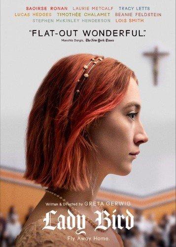 Lady Bird [Edizione: Stati Uniti] [Italia] [DVD]