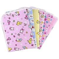 Protector de colchón reutilizable e impermeable para bebés, cambiador, para cunas, cochecitos, coches