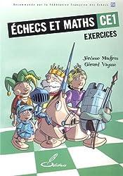 Echecs et maths CE1 - Exercices